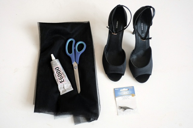 Picture Of Excellent DIY Bow Heels 2