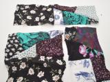 Eye-Catching DIY Floral Patchwork Denim Vest10