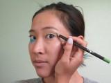 Eye-Catching DIY Lichtenstein Comic Book Makeup5