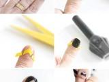 Fabulous DIY Chevron Nail Art4