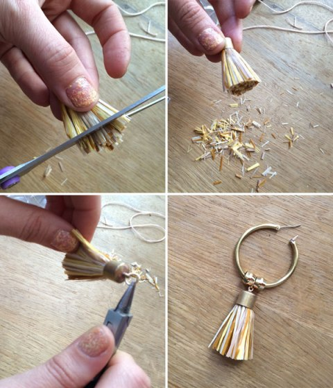 Picture Of Fabulous DIY Earrings For This Summer 5