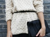 Fashion Free Cut Sweaters 10