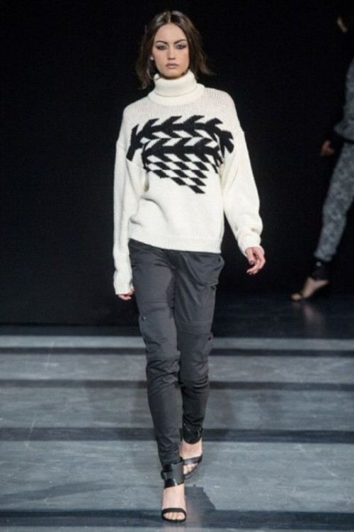 Fashion Free Cut Sweaters Of Autumn Winter 2013 2014