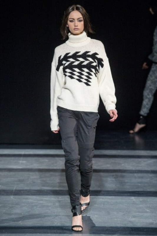 Picture Of Fashion Free Cut Sweaters 12