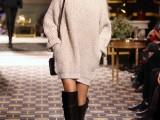 Fashion Free Cut Sweaters 6