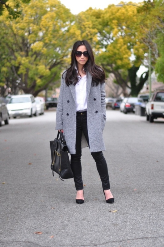 Picture Of Fashion Oversized Coats 15