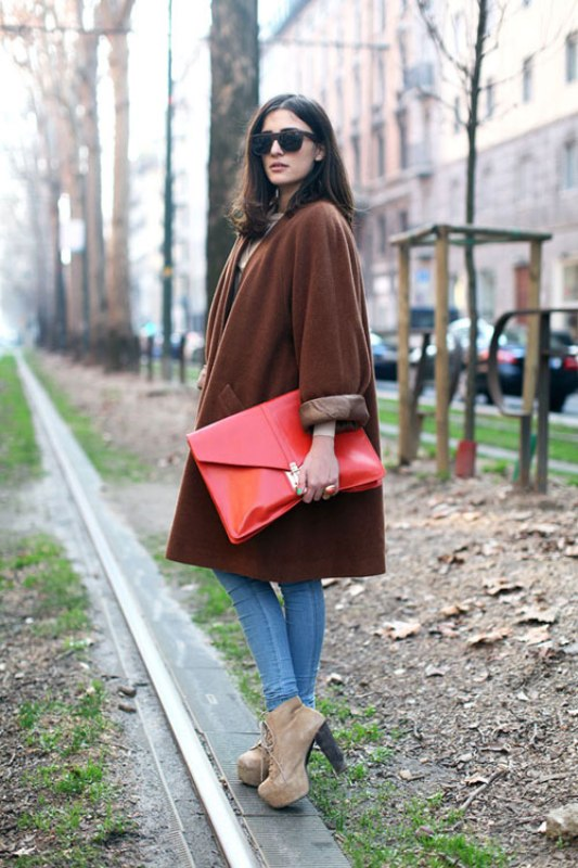 Picture Of Fashion Oversized Coats 19