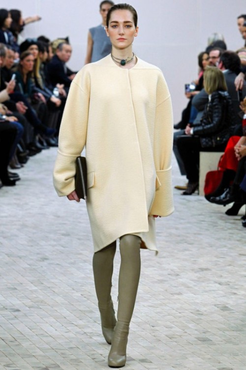 Fashion Oversized Coats For Autumn/Winter 2013 2014