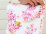 Fashionable And Style Floral Print In Clothes 18