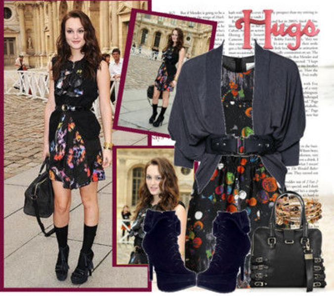 Picture Of Fashionable And Style Floral Print In Clothes 2