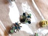 Fashionable DIY Chain Strap Swarovski Embellished Clutch5