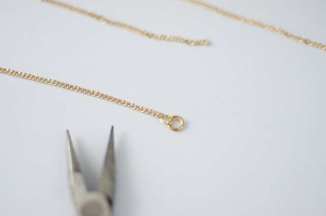 Picture Of Feminine DIY Charm Necklace 6