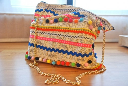 Flawless DIY Boho-Chic Bag
