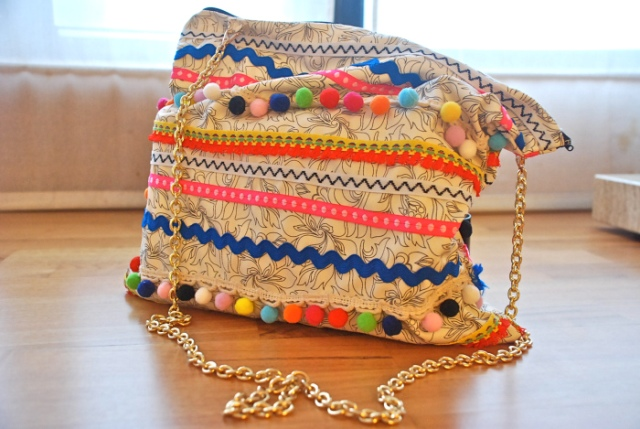 Picture Of Flawless DIY Boho Chic Bag 4