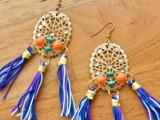 Flawless DIY Dolce & Gabbana-Inspired Earrings 3