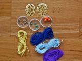 Flawless DIY Dolce & Gabbana-Inspired Earrings