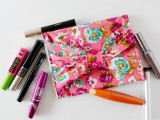 Floral DIY Bow Pouch4