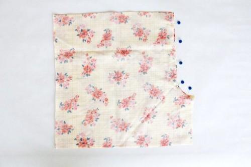Floral DIY Women's Boxer Pajama Shorts