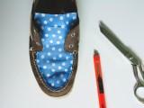 Funny DIY Boat Shoe Embellishment10