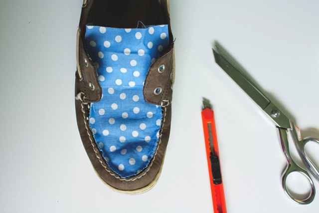 Picture Of Funny DIY Boat Shoe Embellishment 10