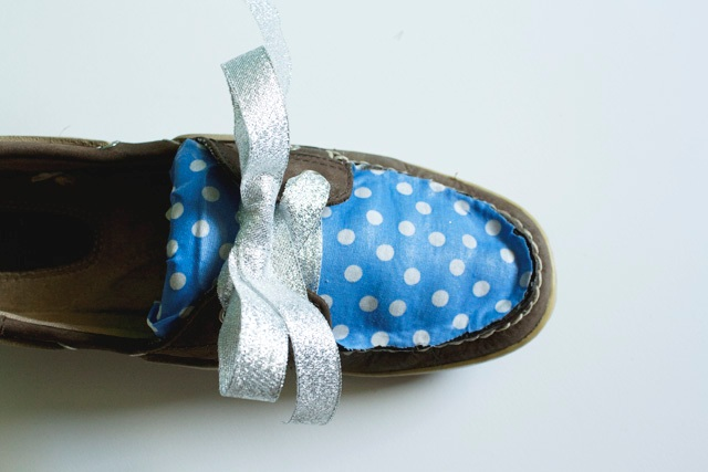 Picture Of Funny DIY Boat Shoe Embellishment 4