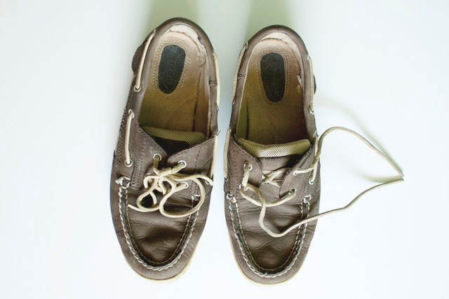 Picture Of Funny DIY Boat Shoe Embellishment 6