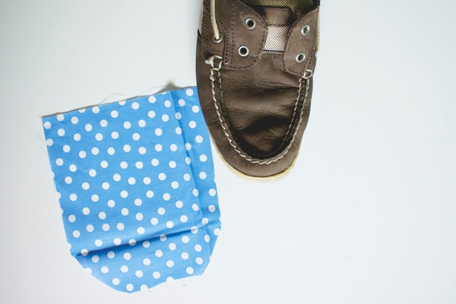 Picture Of Funny DIY Boat Shoe Embellishment 7