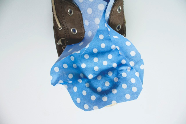Picture Of Funny DIY Boat Shoe Embellishment 9