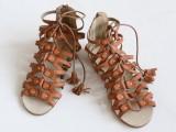 Funny DIY Tassel Sandals6