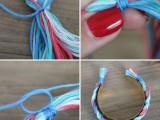 Gentle DIY Braided Cuff Bracelet6