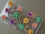 Girlish DIY Flower Jewelry Box3