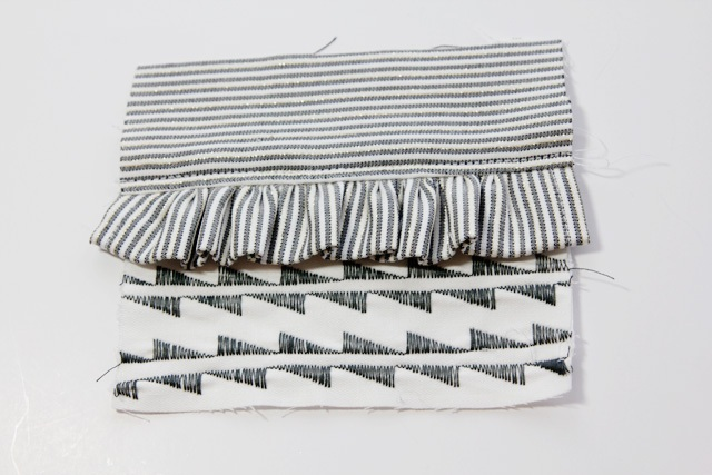 Picture Of Girlish DIY Ruffle Zipper Pouch  5