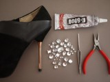 Glamorous DIY Miu Miu Jeweled Heels2