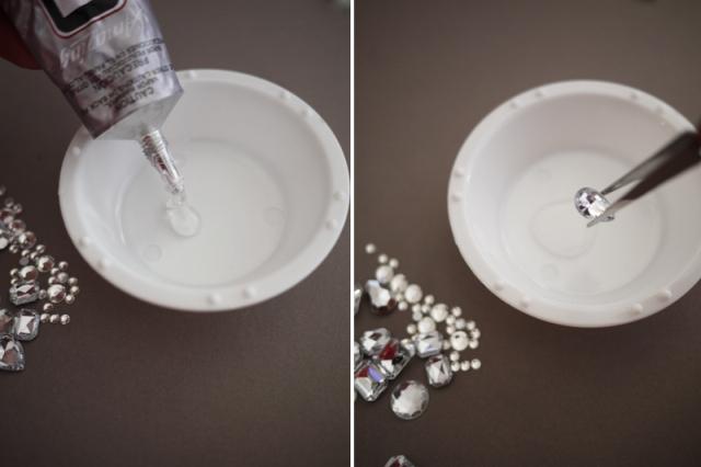 Picture Of Glamorous DIY Miu Miu Jeweled Heels 4
