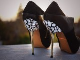 Glamorous DIY Miu Miu Jeweled Heels8