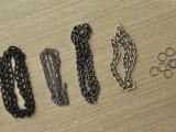 Glamorous DIY Shoe Chains