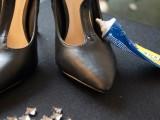 Gorgeous DIY Studded Heels3
