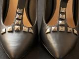 Gorgeous DIY Studded Heels6