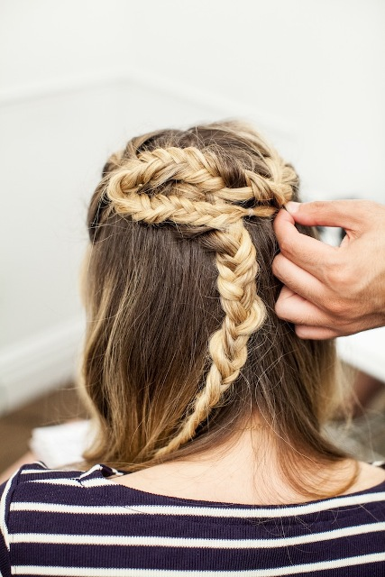 Picture Of Incredible DIY Game Of Thrones Inspired Braid 10