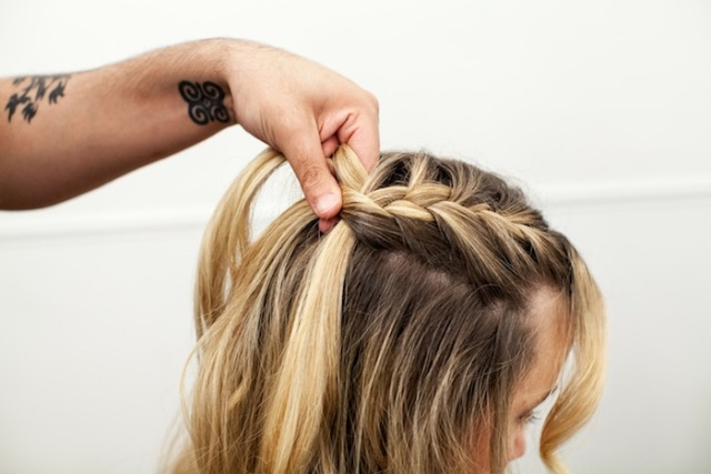 Picture Of Incredible DIY Game Of Thrones Inspired Braid 4