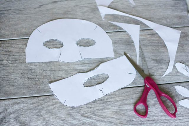 Picture Of Natural DIY Reusable Facial Mask 4