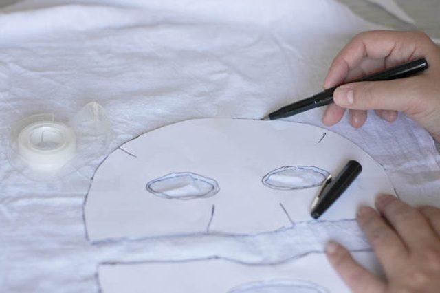 Picture Of Natural DIY Reusable Facial Mask 5
