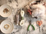 Original DIY Feather Necklace2