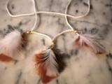 Original DIY Feather Necklace7