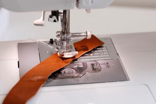 Original DIY Leather Button Cuffs