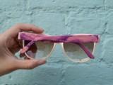 Original DIY Marbled Sunglasses