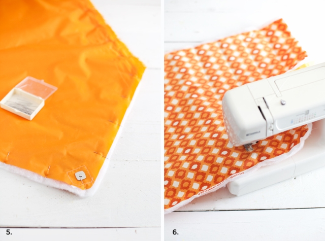 Picture Of Original DIY Quilted Laptop Sleeve 6