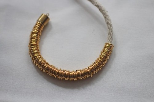 "Perfect DIY Jump Ring ""Coil"" Bracelet"