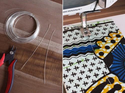 Perfect DIY Wax Print Headwrap