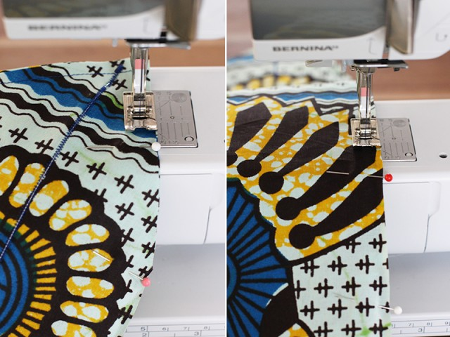 Picture Of Perfect DIY Wax Print Headwrap 7